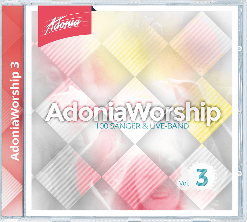 Album - Adonia Worship Vol.3