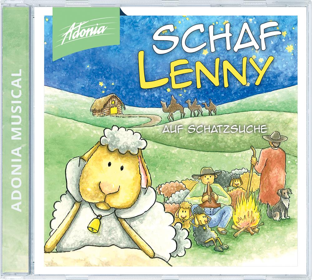 Schaf Lenny