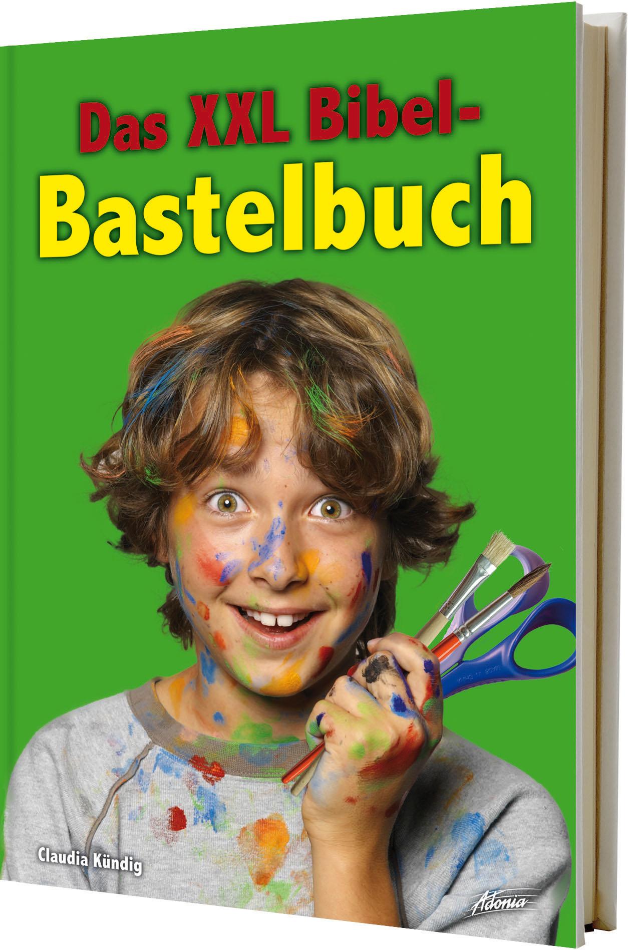 Bastelbuch XXL