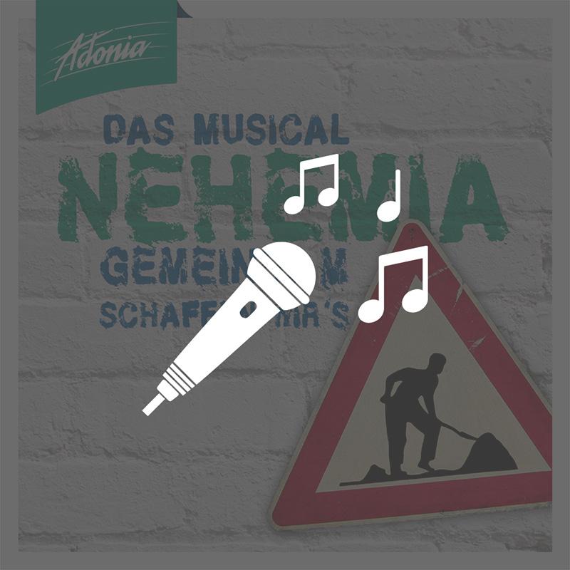 Playback-CD - Nehemia