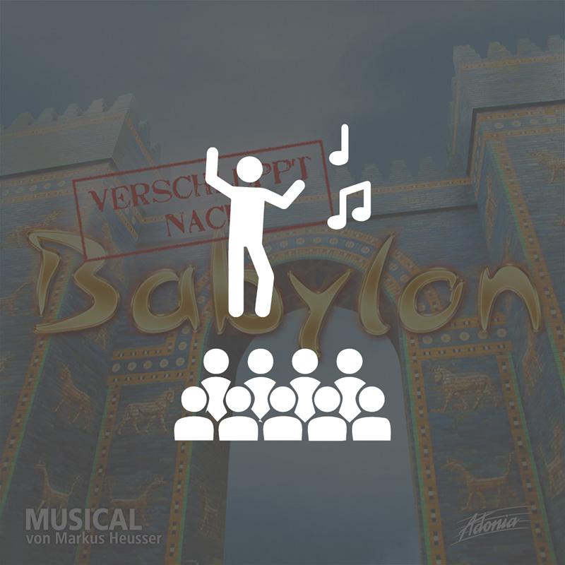 Aufführungsrecht - Verschleppt nach Babylon