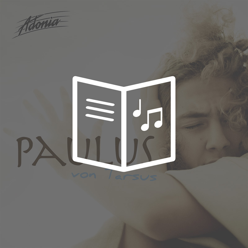 Lieder- und Textheft - Paulus von Tarsus