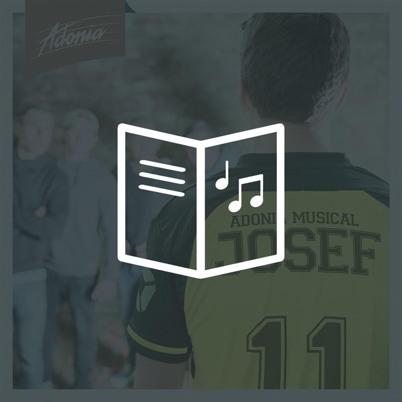 Lieder- und Textheft - Josef