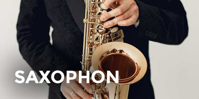 LIVE Unterricht Saxophon | Talentschule