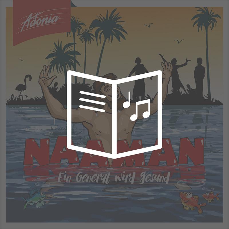 Lieder- und Textheft - Naaman