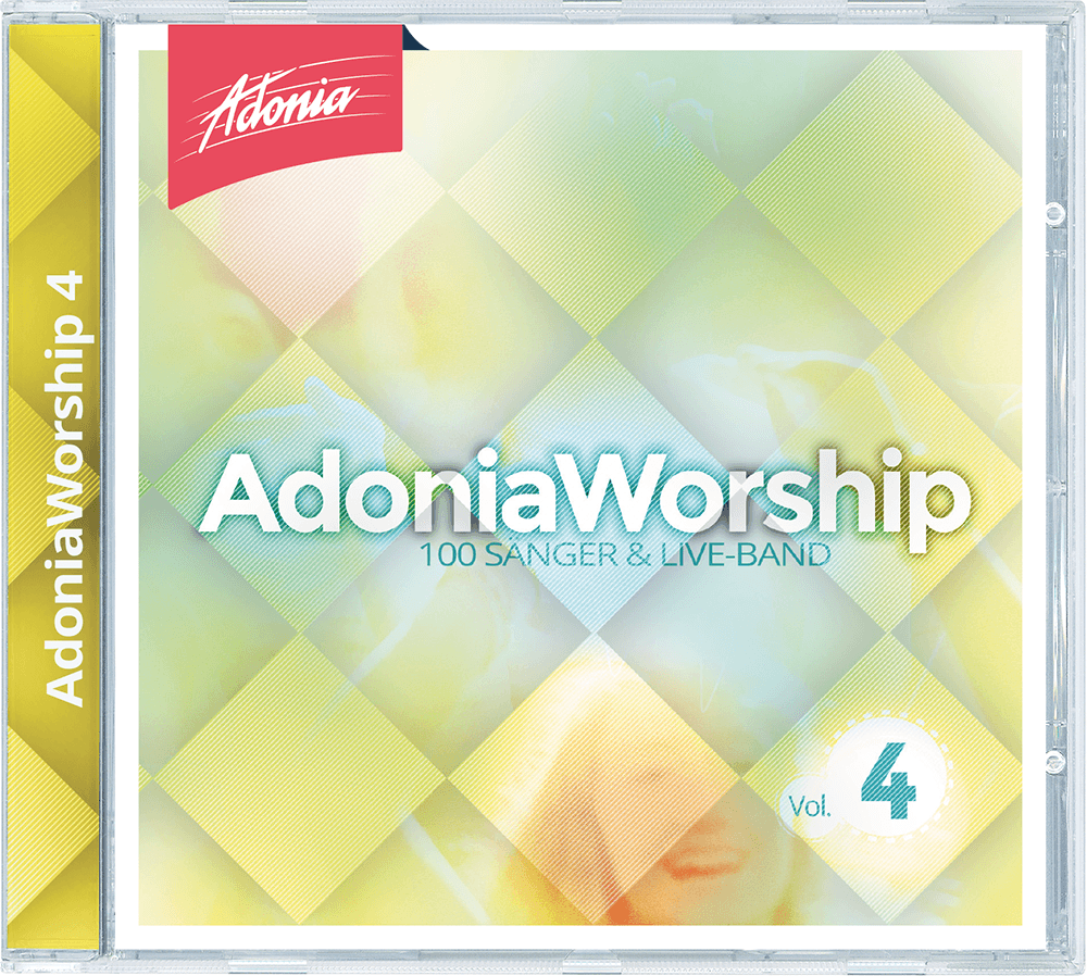 Album - Adonia Worship Vol.4