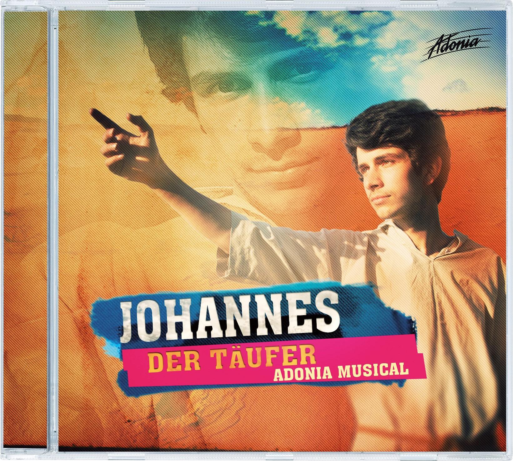 Album - Johannes der Täufer
