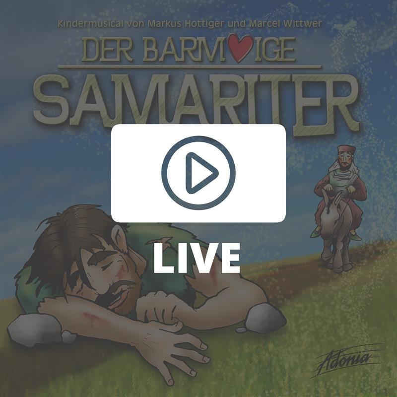 Live-Film (Megakonzert) - Der barmherzige Samariter