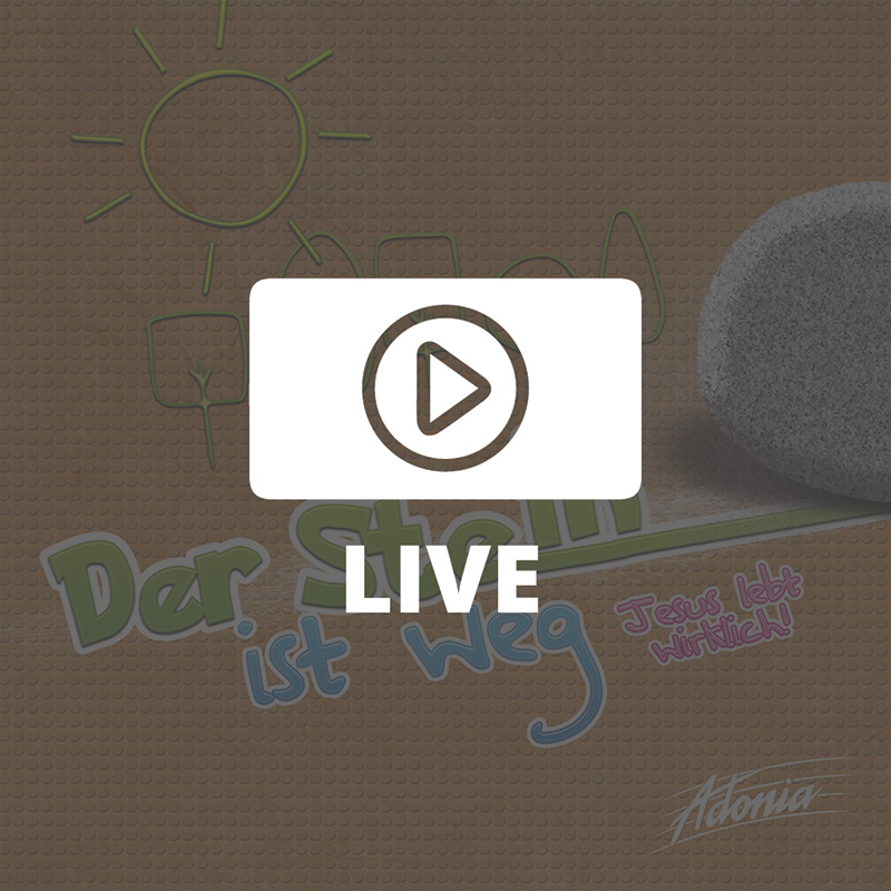 Live-Film - Der Stein ist weg