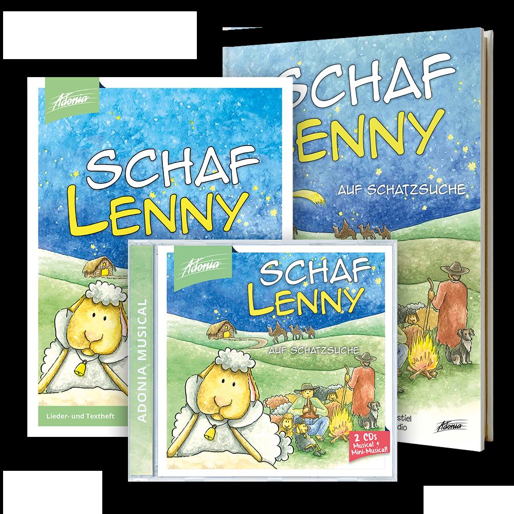 Sparset (CD, BB, LB) - Schaf Lenny
