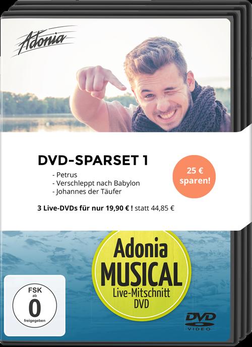 DVD - Sparset 1