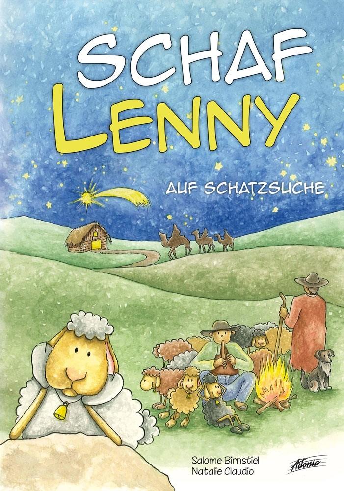 Bilderbuch - Schaf Lenny