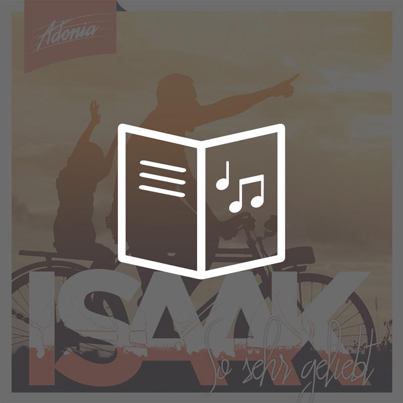 Lieder- und Textheft - Isaak