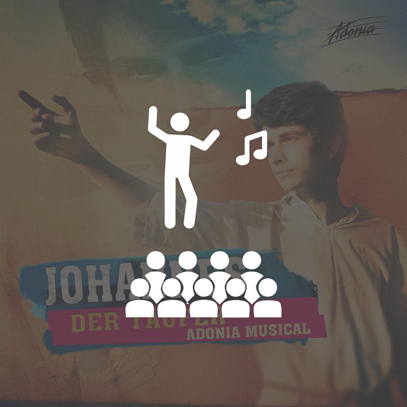 Aufführungsrecht - Johannes der Täufer