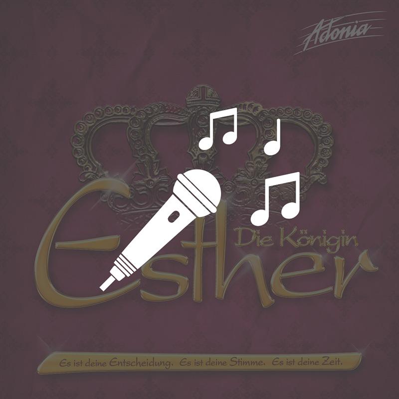 Playback-CD - Esther - die Königin