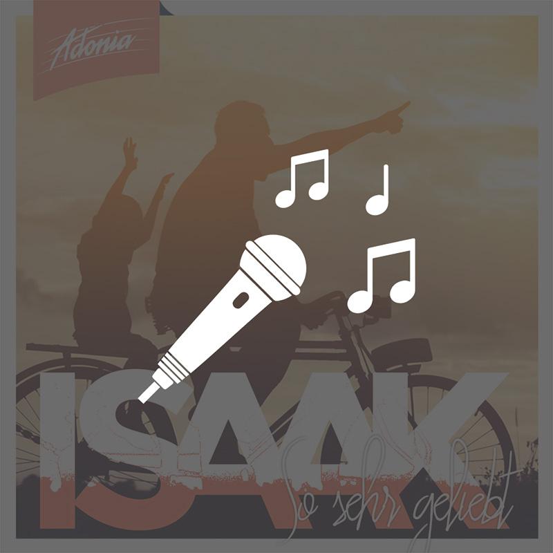 Playback-CD - Isaak