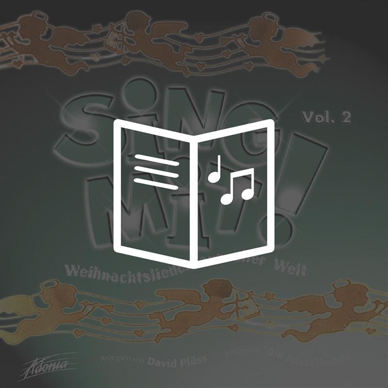 Lieder- und Textheft - Sing mit 2
