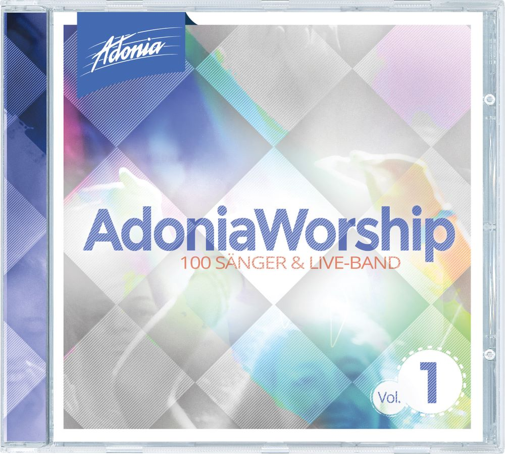 Album - Adonia Worship Vol.1