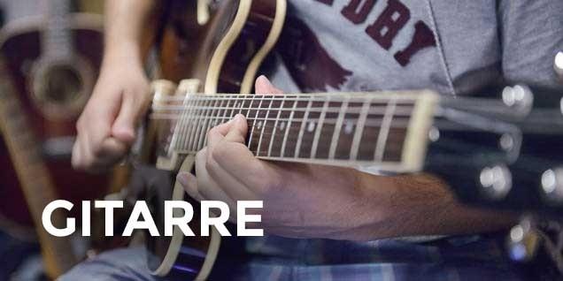 LIVE Unterricht Gitarre | Talentschule