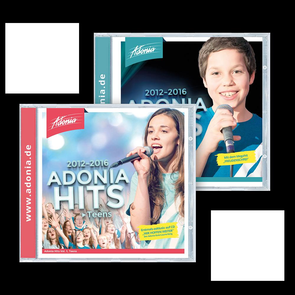 Sparset (CD1+2) - Adonia Hits