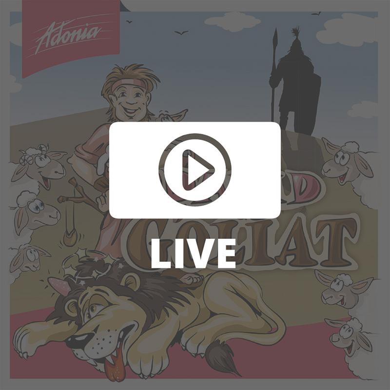 Live-Film - David & Goliat