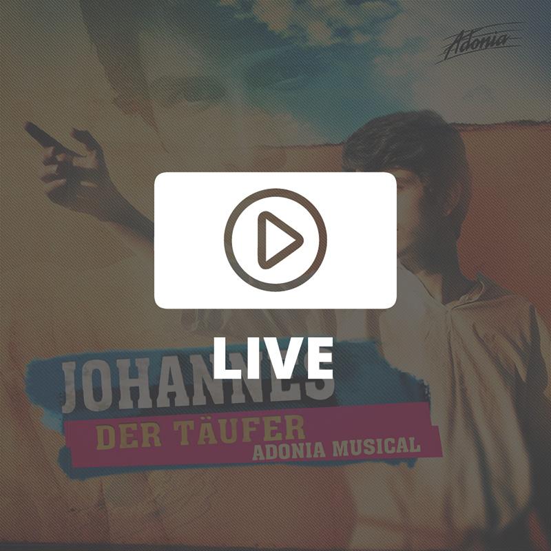 Live-Film - Johannes der Täufer