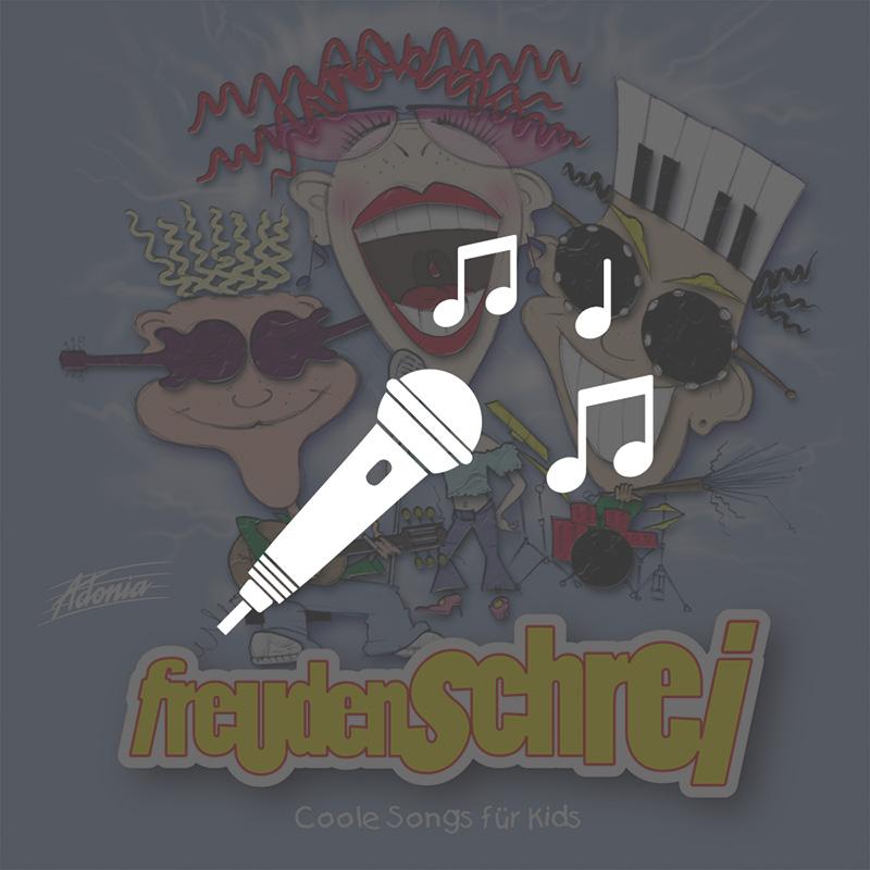 Playback-CD - Freudenschrei