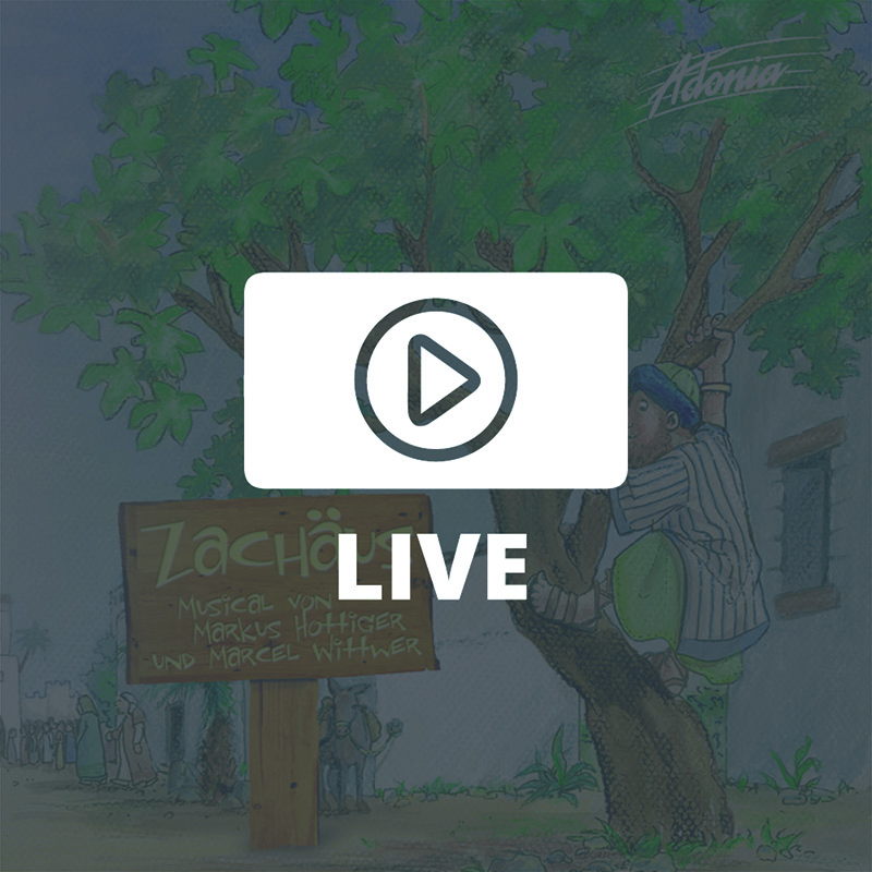 Live-Film - Zachäus