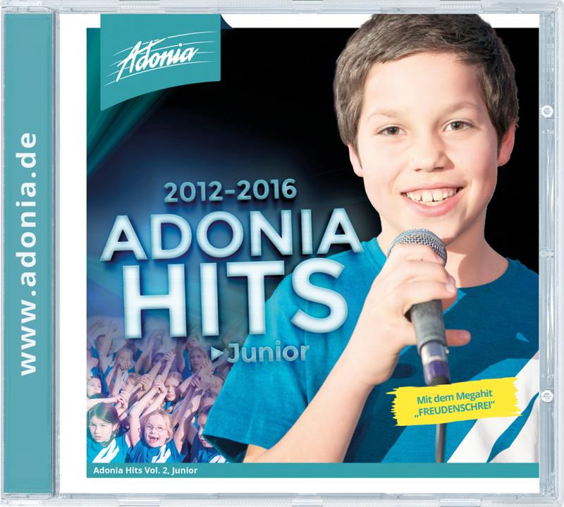 Album - Adonia Hits 1 (Teens) - Album: Download